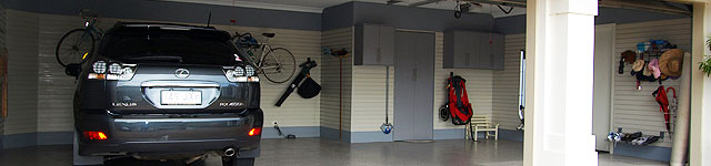 Garage Storage Solutions Gold Coast