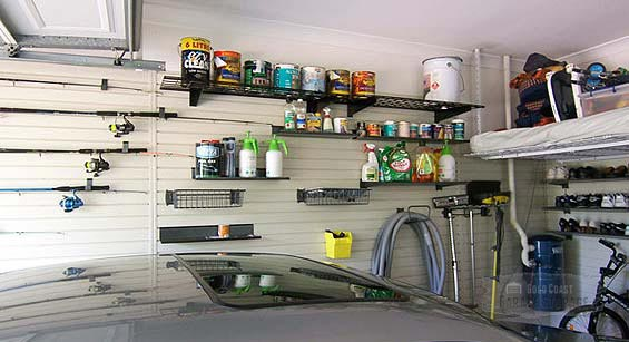Garage Cabinet Solutions Gold Coast